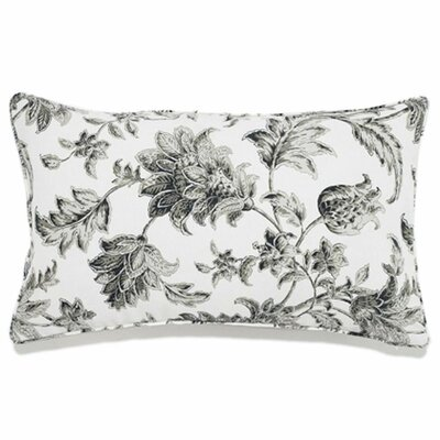 Outdoor Decorative Pillow Color: Charcoal