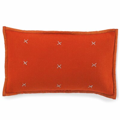 Moss Wool Lumbar Pillow