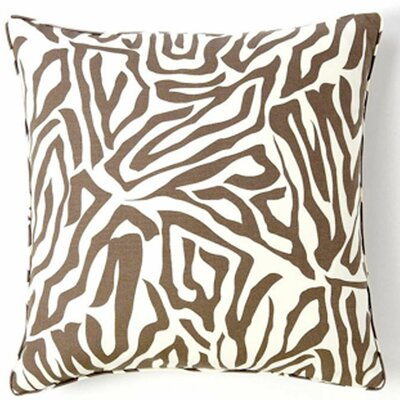 Kenya Cotton Throw Pillow