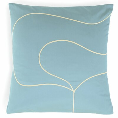 Tulip Cotton Throw Pillow