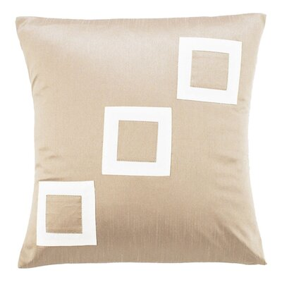 Square Three Square Throw Pillow