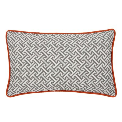 Maze Indoor/Outdoor Lumbar Pillow
