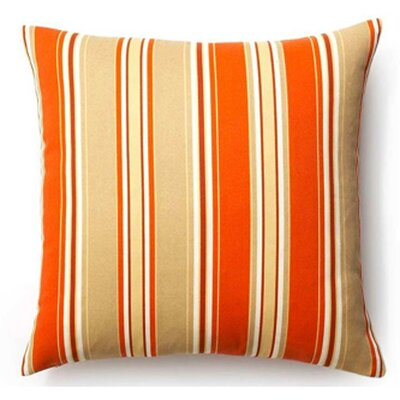 Thick Stripe Throw Pillow