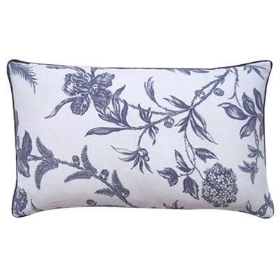 Ivy Linen Lumbar Pillow