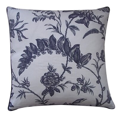Ivy Linen Throw Pillow
