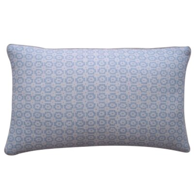 Diamond Cotton Lumbar Pillow