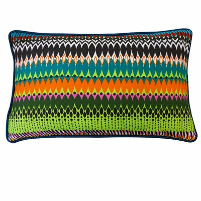 Fire Cotton Lumbar Pillow