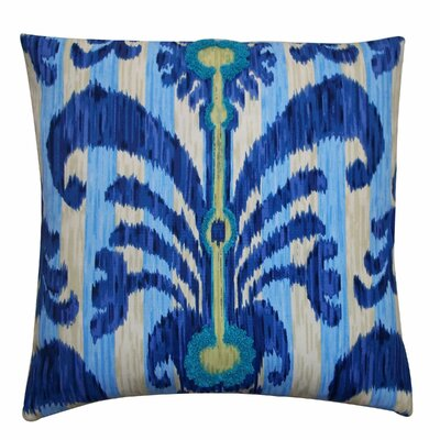 Java Cotton Throw Pillow Size: 20 x 20