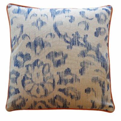 Justin Cotton Throw Pillow