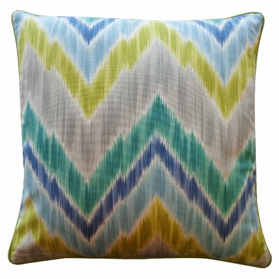 Mountain Cotton Throw Pillow