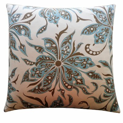 Flu Cotton Throw Pillow