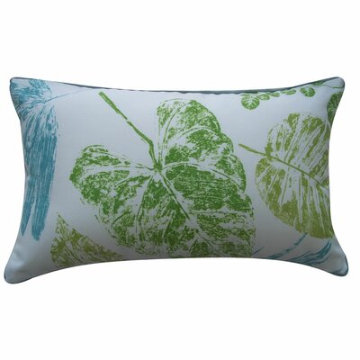 Grapeleaf Outdoor Lumbar Pillow