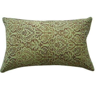 Jaipur Outdoor Lumbar Pillow Color: Green
