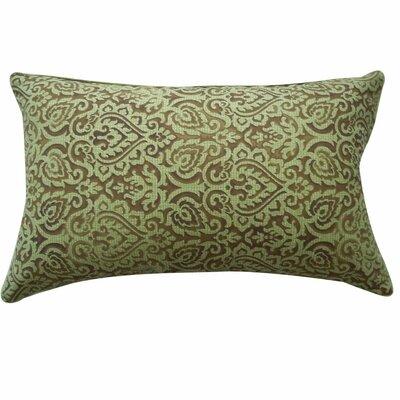 Jaipur Outdoor Lumbar Pillow Color: Green