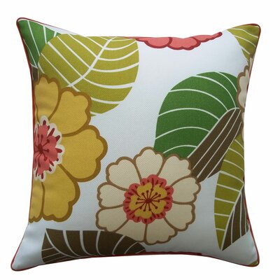 Jungle Fever Outdoor Throw Pillow