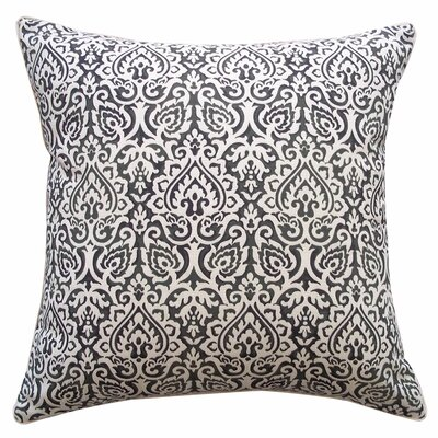 Jaipur Outdoor Throw Pillow Color: Black
