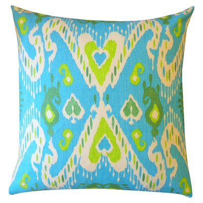 Coriander 100% Cotton Throw Pillow
