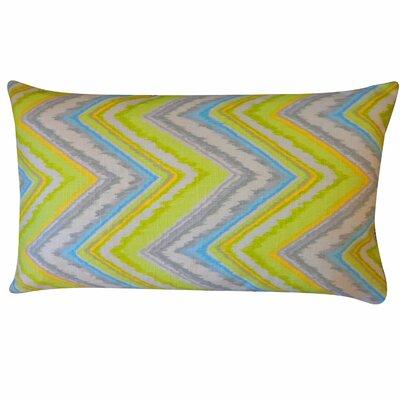 Iceberg Cotton Lumbar Pillow