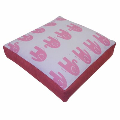 Elephant Cotton Floor Cushion