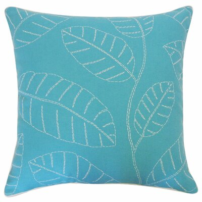 Hojas Outdoor Throw Pillow