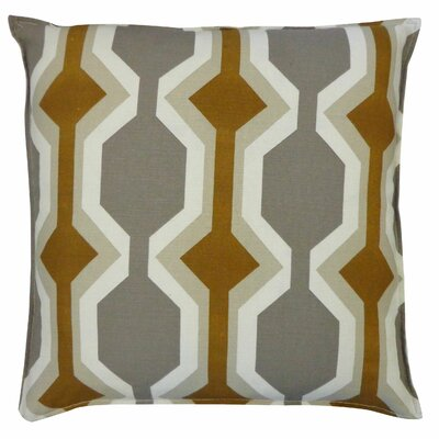 Freeway Cotton Throw Pillow