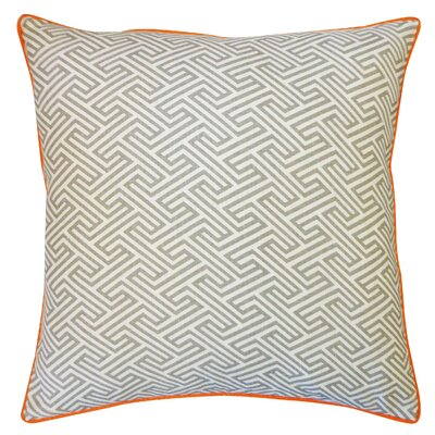 Inca Passage Cotton Throw Pillow