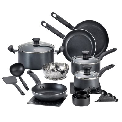 Initiatives 18 Piece Cookware Set B167SI74