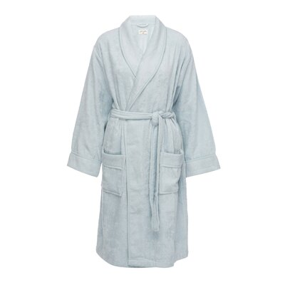 Kensington Female Bathrobe Size: L/XL, Color: Blue