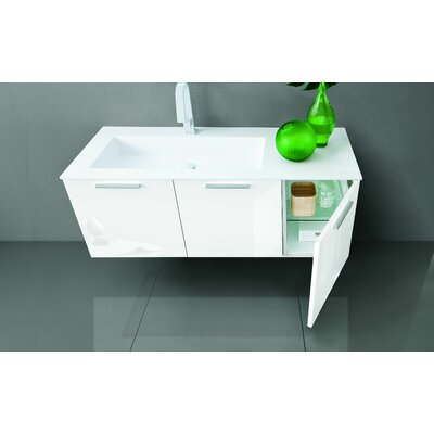 Cusack 53 Single Bathroom Vanity Set