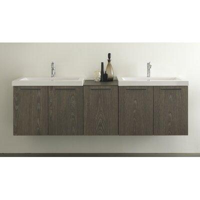 Welcher 69 Double Bathroom Vanity Set