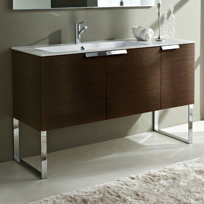 Essenze 53 Single Modern Bathroom Vanity Set