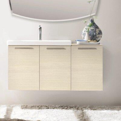 42 Single Modern Bathroom Vanity Set