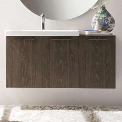 Ekochic 42 Single Modern Bathroom Vanity Set
