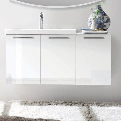 Essenze 42 Single Modern Bathroom Vanity Set