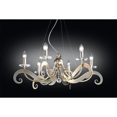 Sofia 6-Light Candle-Style Chandelier