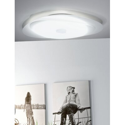 Aura 4-Light Flush Mount