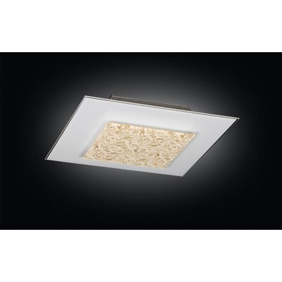Alissa 4-Light Flush Mount