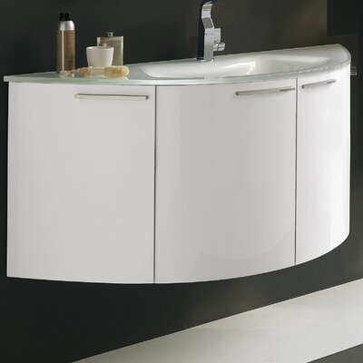 Archeda V 48 Single Bathroom Vanity Set