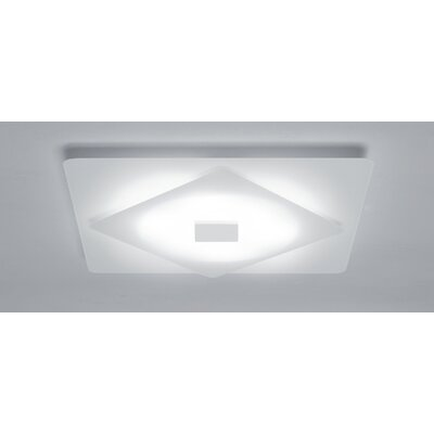 Saumya 3-Light LED Flush Mount