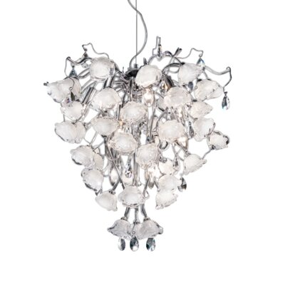 Khara Bouquet 12-Light Cluster Pendant