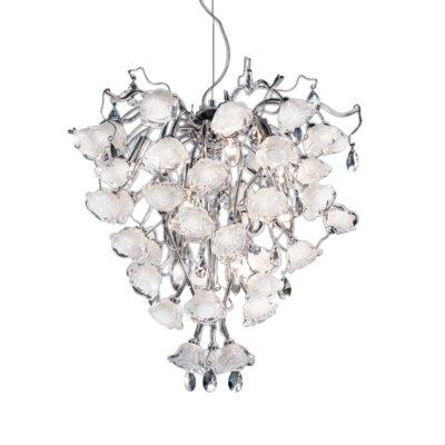 Khara Bouquet 12-Light Cluster Pendant