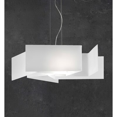 Mariama 1-Light LED Geometric Pendant