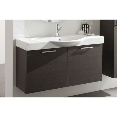 Light 2 41 Single Bathroom Vanity Set