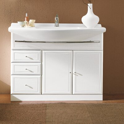 Archeda VI 44 Single Bathroom Vanity Set