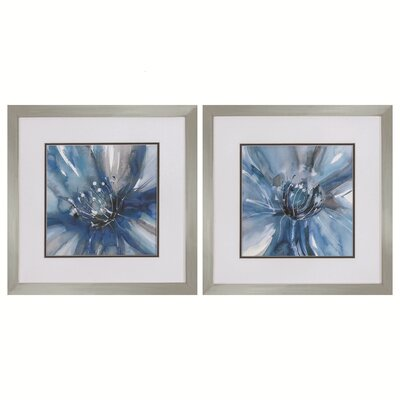 Beauty�2 Piece Framed Painting Print Set 4009