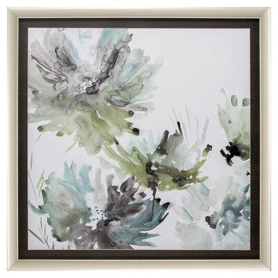 'Summer Greens' Framed Print