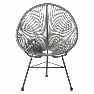 Acapulco Papasan Chair Finish: Grey
