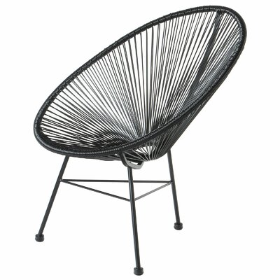 Acapulco Papasan Chair Finish: Green, Set Of: Set of 1