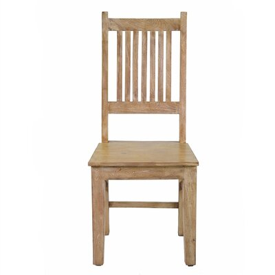 Jessica Solid Wood Dining Chair