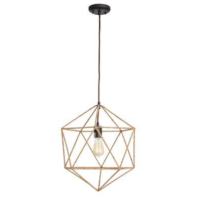 Erika 1-Light Foyer Pendant
